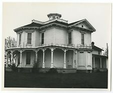 Washington State History - Red Cross Building, Vancouver - Vintage 8x10