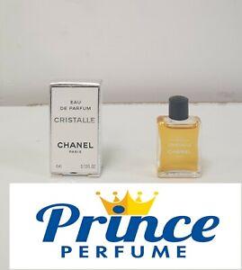 CHANEL PARIS CRISTALLE EDP SPLASH - 4 ml