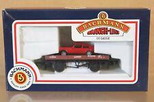 Bachmann 33-411 BR Marrón Carretilla Wagon b450050 & Ford Capri Coche Rojo Carga