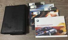 # BMW 3 SERIES TOURING ESTATE E46 OWNERS MANUAL HANDBOOK FOLDER 1999-2005 330
