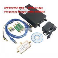 NWT300AF-BNC 20Hz-300MHz Audio Frequency Sweeping Network Analyzer w/ SWR Bridge