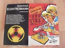 Kosmos - Elektronik Lernbaukasten Elektromann Experimentierkasten
