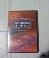 The Hidden Curriculum- Teaching What Is Meaningful DVD Brenda Smith Myles New