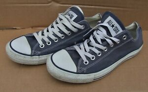 Authentic CONVERSE  LOW TOP  Trainers  8.5 UK 42 EU