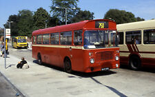 carters ojd84r colchester summer 95 6x4 Quality Bus Photo