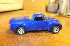 "Chevrolet ""SSR"" 2000 Maisto (Retro-friction) 1:43e #Neuf Absolu# sans boite#"
