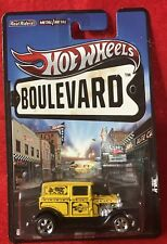 Hot Wheels Boulevard ~ Big Hits ~ A-OK (Brand New On Card)