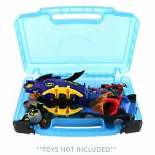 Life Made Better Imaginext Case, Toy Storage Carrying Box. Figures Playset...