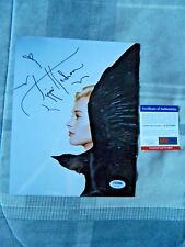 "Tippi Hedren Signed 8"" x 10"" Photo (The Birds, PSA/DNA AA57940, Marnie)"