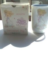 Grandma Vintage Precious Moments Coffee Cup 1989 Samuel J. Butcher With Box