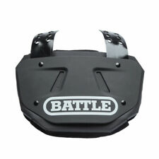 Battle Sports Science Want To Play A Game Adult Chrome Football Back Plate