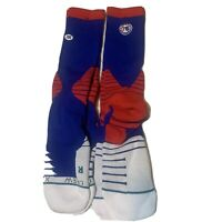 NBA Philadelphia 76ers Sixers Players Issued Stance Crew Socks Size XL (2 Pairs)