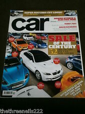 CAR MAGAZINE - HONDA HYBRID & ELECTRIC MINI - MARCH 2009