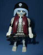 Playmobil Ghost Skeleton Pirate  & Weapon for Ship / Adventure NEW