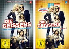 4 DVDs * DIE GEISSENS - STAFFEL 3  ( 3.1 + 3.2 )  # NEU OVP !