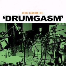 DRUMGASM LP - Pearl Jam, Soundgarden, Sleater Kinney members - NEW Sealed vinyl