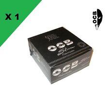 OCB Slim Premium boite/box de 50 carnets de feuilles à rouler longue PROMO