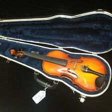 1/2 Size Aubert Violin (AUB306) Made In Romania and Ready To Play