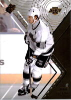 2015-16 SPx Hockey #58 Wayne Gretzky Los Angeles Kings