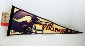 Minnesota Vikings Classic Pennant Official NFL  Full Size Memorabilia