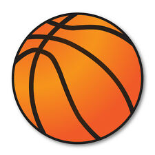 2 x Basketball, Ball Sports Cool kids, car, van decal sticker