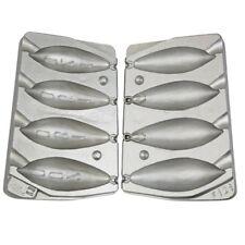 Torpedo 120-200g Lead Mold /Fishing  Sinker /Carp Coarse /Do-It Mold / Feeder