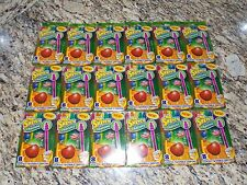 Huge LOT of (18) NEW Mr. Sketch Scented Twistable Assorted Crayons, 8pk