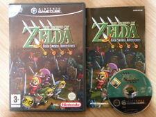 Nintendo Gamecube Game * LEGEND OF ZELDA FOUR SWORDS ADVENTURES * Complete Retro