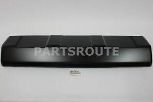 Toyota FJ Cruiser OEM Genuine Front Lower Bumper Valance Panel Black 2007-2014
