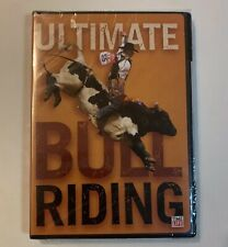ULTIMATE BULL RIDING Original Extreme Sports (DVD, 2006) Time Life NEW