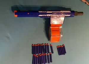 Hasbro Nerf N Strike Elite 98697 Rampage mit 25 Darts Magazin TOP