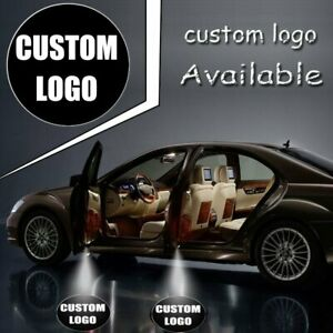 2X Custom-made Customized Personal Logo Design Led Projector Ghost Shadow Lights