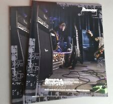 Ibanez Guitars 2007 Amps Effects Tuners Sales Catalog Brochure 20 Pages