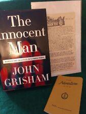 John Grisham Miracle Book Test Magic Trick Prediction Premontion Psychic
