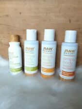 Raw Sugar Simply Body Wash + Sensitive Skin Cold Pressed Lotion NEW