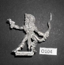 Warhammer marauder Metal MM73 Dark Elf Slaanesh asesino 1990 o 104