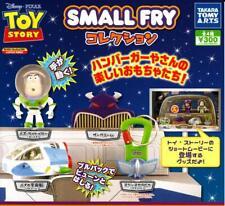 Takara Tomy Disney Toy Story Toon: Small Fry Collection Mini Fun Meal Toys