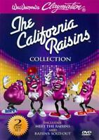 THE CALIFORNIA RAISINS COLLECTION NEW DVD