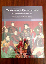 BENTLEY, JERRY H.Traditions And Encounters: A Global Perspective on the Past NEW