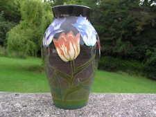Sally Tuffin Dennis Chinaworks Green Tulip Vase