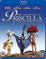 The Adventures Of Priscilla - Queen Desierto Blu-Ray Nuevo (212200700