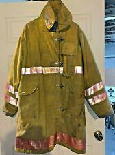 Quaker Firemans Turnout  Bunker Coat Gear 46/40/36