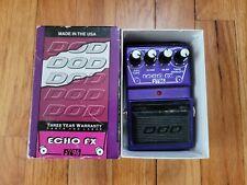 1983 DOD Echo FX FX96 Echo Delay Pedal