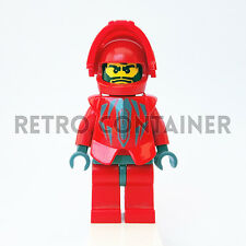 LEGO Minifigures - 1x cas259 - Santis - Knights Kingdom Omino Minifig 8781 8780