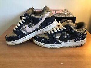 Nike SB Dunk Low Premium QS x Travis Scott Cactus Jack - Size 9 US