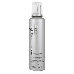 Kenra Thickening Mousse 6.7 oz / 192 g Increases density of hair shaft