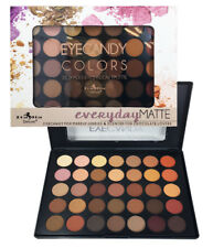 Italia Deluxe 35 Colors Shades Natural Matte Eyeshadow Palette