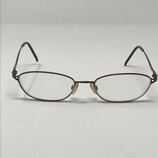 1bc312aa8d Sophia Loren M141 Zyloware 031 Eyeglasses Frames Bronze Metal 53-18