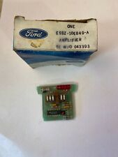 Ford Instrument Panel Gauge Voltage Regulator 1990-1993 Mustang Ranger Bronco Ii
