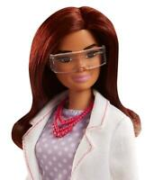 Barbie Careers Scientist Doll with Accessories FJB09